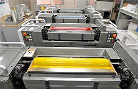 創業80年の印刷技術